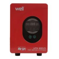 Sursa neintreruptibila UPS Well - SPI RD800VA 480W 12 V