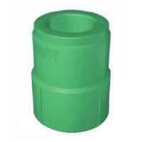 Reductie PPR, 40 x 32 mm, verde