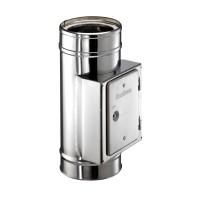 Element usita curatare ICS Eco 25, pentru curatarea si inspectarea cosului de fum, inox, D 200 mm
