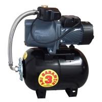 Hidrofor Wasserkonig HW3200/25H Premium, cu pompa autoamorsanta din fonta + vas 25 L + presostat + manometru + furtun flexibil + racord 5 cai, 850 W