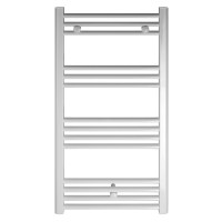 Calorifer baie Ferroli Talia, portprosop, drept, alb, 500 x 960 mm  + accesorii montaj