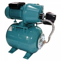 Hidrofor Technik LTK3000/19H, cu pompa autoamorsanta din fonta + rezervor 19 L + presostat + manometru + furtun flexibil antivibrant, 800 W