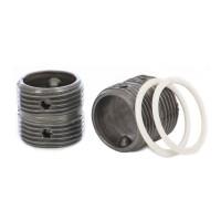 Kit calorifer Titan, metal + cauciuc, 2 nipluri + 2 garnituri