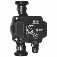Pompa de circulatie Ferroli Energy Saving ES2 32-70/180, H max. 6.9 m, Q max. 4.3 mc/h, 6 bar, 230V