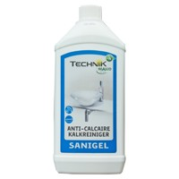 Detartrant pentru obiecte sanitare, Sanigel, 1 L