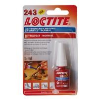 Adeziv asigurator filete Loctite 243, 5 ml