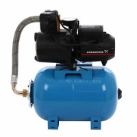 Hidrofor cu pompa electrica centrifuga Grundfos JPA 3-42 + rezervor 24 L + presostat + manometru + furtun flexibil + racord, 720 W