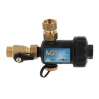 "Filtru magnetic compact RBM MG1 3/4"""