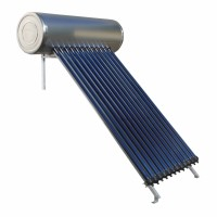 Panou solar Compact PS150, cu boiler 150 L, pentru incalzire apa, presurizat, montaj pe sarpanta