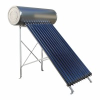 Panou solar Compact PS150, cu boiler 150 L, pentru incalzire apa, presurizat, montaj pe terasa