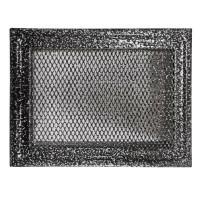 Grila semineu MK6SR, metal, gri, 470 x 170 mm