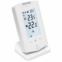 Termostat de ambient pentru centrala, wireless, Motan HT 500SET, Wi-Fi