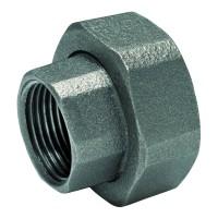 "Racord semiolandez Ferro, pentru pompa de circulatie, fonta, set 2 buc, 2"" x 1 1/4"""