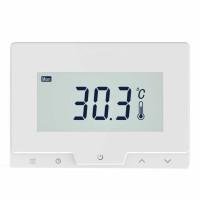 Termostat de ambient pentru centrala, wireless, Division Gas DG19RF, programabil