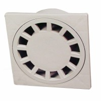 Sifon terasa, PP, Basic, 250 x 250 mm, SPP250250