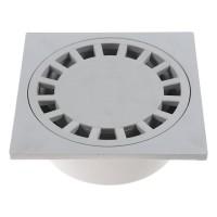 Sifon terasa, PP, Basic, 100 x 100 mm, SPP100100