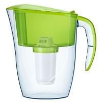Cana filtrare apa potabila Aquaphor Smile, 2.9L + cartus filtrant A5, verde