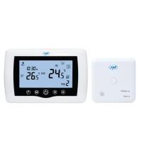 Termostat inteligent PNI CT36, wireless, cu Wi-Fi,  control prin Internet, pentru centrale termice