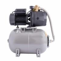Hidrofor Wasserkonig W3800-41/25H, cu pompa autoamorsanta din fonta + vas 24 L + presostat + manometru + furtun flexibil + racord 5 cai,  850W