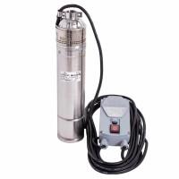 Pompa submersibila ape curate Wasserkonig SW3000-64, inox, 3 mc/h, H max. 64 m, 1000 W