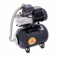 Hidrofor Wasserkonig WX4700-53/25H, cu pompa autoamorsanta din inox + vas 24 L + presostat + manometru + furtun flexibil + racord 5 cai, 1250 W