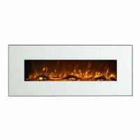 Focar electric Madrid, alb, 1500 W, 1280 x 550 x 140 mm