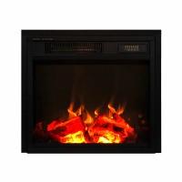 Focar electric Dionis, negru, 1500 W, 486 x 429 x 153 mm