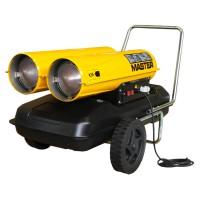 Incalzitor motorina cu ardere directa Master B300CED, 2 arzatoare, 44/88 kW, 220 V, 1240 x 670 x 640 mm
