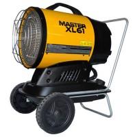 Incalzitor motorina cu ardere catalitica Master XL61, 17 kW, 220 V, 560 x 345 x 575 mm