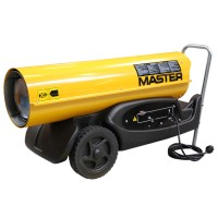 Incalzitor motorina cu ardere directa Master B180, 48 kW, 220 V, 1165 x 380 x 550 mm