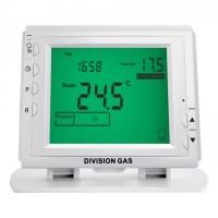 Termostat de ambient pentru centrala, wireless, Division Gas DG909, programabil