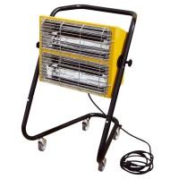Incalzitor electric cu infrarosii Master HALL 3000, 3 kW, 220 V, 590 x 600 x 870 mm