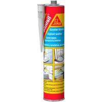 Silicon sanitar, transparent, Sika Sanisil, interior / exterior, 300ml