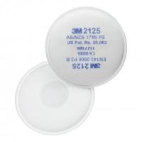 Filtru de praf Marvel P2 3M 2125 pentru masca 3M 6000 / 7000, 2 buc / set