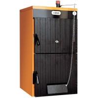 Cazan termic pe lemne, carbune, brichete Ferroli SFL5, cu ardere normala, din fonta, 36 kW, 5 elementi