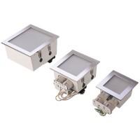 Corp iluminat Xsquare 2 x 26W G24D-3/PLC NM SQ03 NM