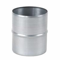 Mufa tabla galvanizata, pentru legatura tuburilor flexibile, D 120 mm