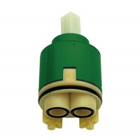Cartus ceramic pentru baterie monocomanda, Remer R50, D - 35 mm