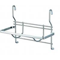 Suport bucatarie, pentru prosop hartie si folie stretch sau aluminiu, 4001, metal, 31.5 x 18 x 27 cm