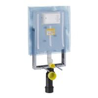 Rezervor apa, incastrat, Geberit Kombifix UP172 110150001, 6 - 9 L, 45.5 x 109 cm