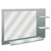 Oglinda baie cu polite, 992, 53 x 13 x 69 cm