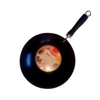 Tigaie Wok apetit, teflon + maner ebonita, 28 cm
