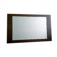Oglinda decorativa Class Mirrors O97, cu rama wenge, 90 x 60 cm