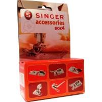 Accesorii pentru masina de cusut Singer Box 4
