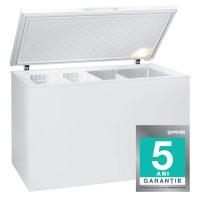 Lada frigorifica Gorenje FH401W, 380 l, clasa A+, latime 130 cm, alb