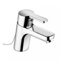 Baterie baie pentru lavoar, Kludi Logo Neo 372830575, montaj stativ, monocomanda, finisaj cromat