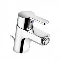 Baterie baie pentru bideu Kludi Logo Neo 375330575, monocomanda, finisaj cromat