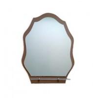 Oglinda baie Class Mirrors O101, 84 x 61 cm, 1 etajera