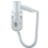 Uscator de par Valera Premium Smart 1200 Socket 533.03/032.02, 1200 W, 2 viteze, 3 setari temperatura, priza Schuko 16A, alb