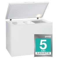 Lada frigorifica Gorenje FH331W, 307 l, clasa A+, latime 110 cm, functie Fast Freeze, alb